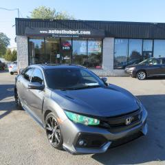 Used 2017 Honda Civic SPORT TOURING TURBO ** SENSING ** for sale in St-Hubert, QC