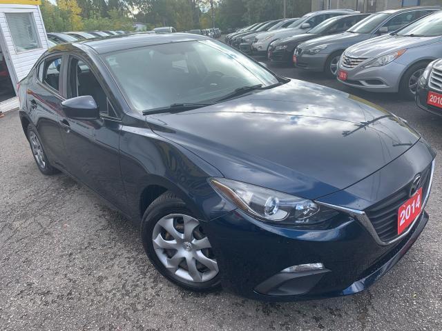2014 Mazda MAZDA3 SKYACTIV/ AUTO/ PWR GROUP/ BLUETOOTH/ LOADED!