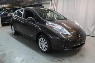 Used 2016 Nissan Leaf S ( BAS KILO 47630KM,CHARGE RAPIDE) for sale in St-Constant, QC