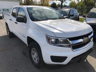 Used 2016 Chevrolet Colorado 4 Doors, 2 Wheel Drive for sale in St Catharines, ON