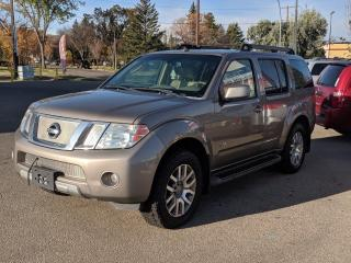 Used 2008 Nissan Pathfinder LE for sale in Edmonton, AB