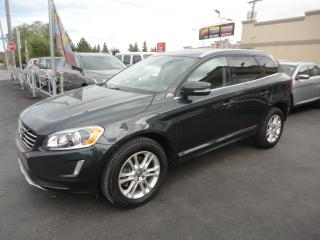 Used 2015 Volvo XC60 Premier Plus AWD Cuir Toit Pano Navi for sale in Laval, QC