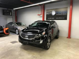 Used 2013 Kia Sportage EX AWD DE LUXE AUTO, CUIR, TOIT PANO, CA for sale in Montréal, QC