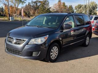 Used 2009 Volkswagen Routan Trendline for sale in Edmonton, AB