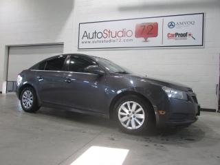 Used 2011 Chevrolet Cruze LT turbo **AUTO**A/C**CRUISE**GR.ÉLEC** for sale in Mirabel, QC