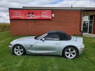 Used 2003 BMW Z4 2.5i for sale in London, ON