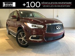 Used 2019 Infiniti QX60 *** Winter tires + mats + running boards *** for sale in Montréal, QC