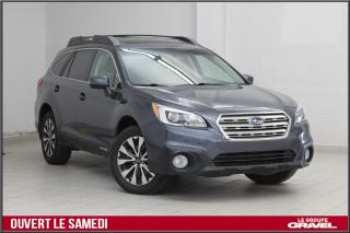 Used 2016 Subaru Outback 2.5i LIMITED TECH GPS TOIT CUIR HAYON ELECTRIQUE for sale in Montréal, QC