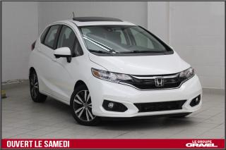 Used 2018 Honda Fit EX CAMERA RECUL TOIT OUVRANT for sale in Montréal, QC