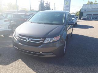Used 2016 Honda Odyssey Familiale 4 portes EX for sale in St-Félicien, QC