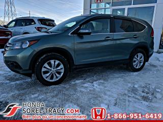 Used 2013 Honda CR-V EX TRACTION INTÉGRALE for sale in Sorel-Tracy, QC
