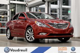Used 2013 Hyundai Sonata SE * 8 ROUES ET PNEUS *** Réservé *** for sale in Vaudreuil-Dorion, QC