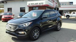 Used 2017 Hyundai Santa Fe Sport 2.4L Luxury 4 portes TI for sale in Sherbrooke, QC