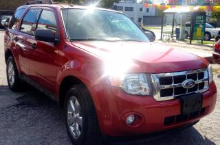 Used 2010 Ford Escape XLT 4WD for sale in St. Catharines, ON