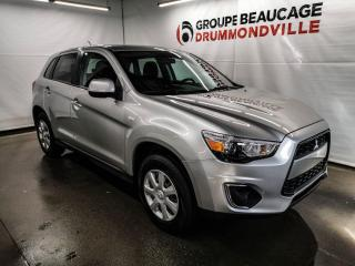 Used 2015 Mitsubishi RVR SE for sale in Drummondville, QC