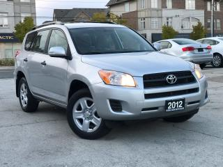 Used 2012 Toyota RAV4 BASE for sale in Burlington, ON