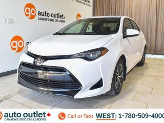 Used 2019 Toyota Corolla Fwd, 1.8, I4, LE, Sunroof, Bluetooth, Heated Seats, Cloth, for sale in Edmonton, AB