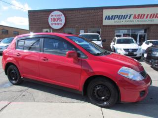 Used 2008 Nissan Versa AUTO AC CERTIFIED! for sale in North York, ON