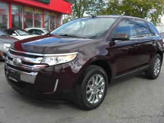 Used 2011 Ford Edge Limited for sale in London, ON