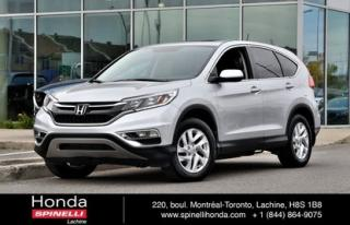 Used 2016 Honda CR-V EX AWD BAS KM AWD BAS KM TOIT MAGS for sale in Lachine, QC