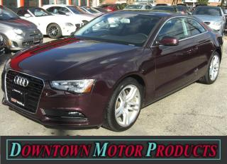 Used 2013 Audi A5 Quattro Premium Plus for sale in London, ON