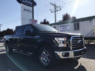 Used 2017 Ford F-150 XLT XTR 5,0L crew for sale in St-Eustache, QC