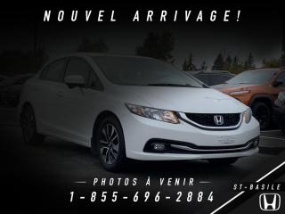Used 2015 Honda Civic EX 4 portes, boîte automatique for sale in St-Basile-le-Grand, QC