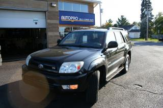 Used 2005 Toyota 4Runner Limited for sale in Nepean, ON