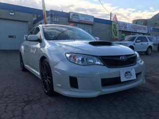 Used 2013 Subaru WRX 4dr Sdn STI_ONE OWNER_ACCIDENT FREE_LOW KMs for sale in Oakville, ON