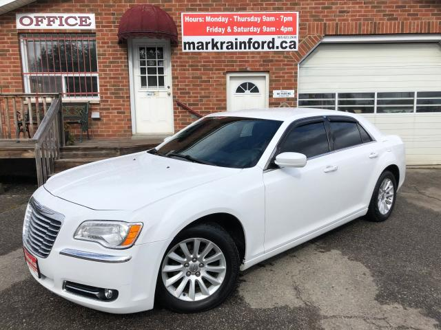 2014 Chrysler 300 Touring 3.6 V6 Heated Leather Touchscreen USB Sat