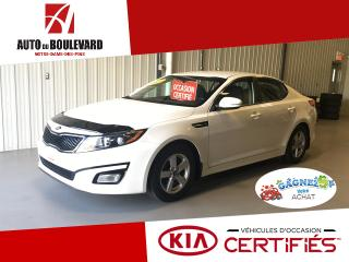 Used 2015 Kia Optima LX SE EDITION HIVERNAL VOLANT CHAUFF PRÊ for sale in Notre-Dame-des-Pins, QC