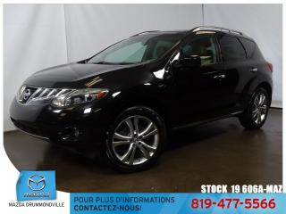 Used 2009 Nissan Murano LE AWD TOITPANO CUIR AUDIOBOSE  for sale in Drummondville, QC