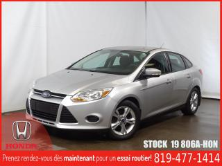 Used 2013 Ford Focus SE+SIEGCHAUFF+A/C+MAG+REGVIT for sale in Drummondville, QC