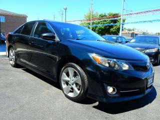 Used 2012 Toyota Camry SE.Navigation.Alloys.Extra Clean.One Owner for sale in Kitchener, ON
