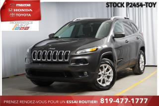 Used 2017 Jeep Cherokee NORTH* 4X4* V6* 4500LBS!* for sale in Drummondville, QC