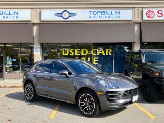 Used 2015 Porsche Macan Turbo AWD for sale in Vaughan, ON