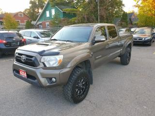 Used 2014 Toyota Tacoma Double Cab V6 for sale in Brampton, ON
