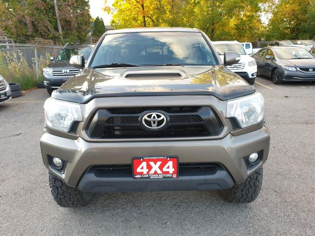 2014 Toyota Tacoma Double Cab V6 Photo2