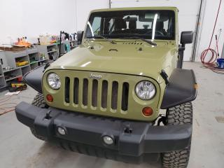 Used 2013 Jeep Wrangler SPORT for sale in Saskatoon, SK