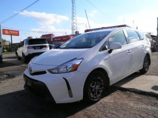 Used 2016 Toyota Prius v V for sale in Brampton, ON