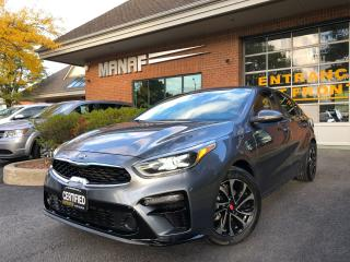 Used 2019 Kia Forte EX Rear Cam Lane Departure Heated Seats Certified* for sale in Concord, ON