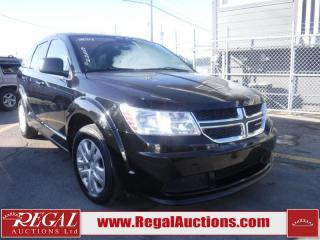 Used 2014 Dodge Journey 4D Utility for sale in Calgary, AB
