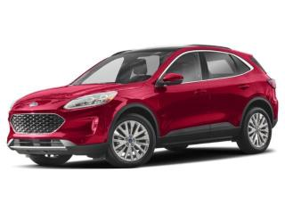 Used 2020 Ford Escape Titanium for sale in Tillsonburg, ON
