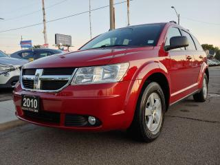 Used 2010 Dodge Journey 7 PASSENGER/4 CYLINDER/ONLY 130 KMS!!! for sale in Hamilton, ON