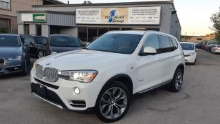 Used 2015 BMW X3 xDrive28d for sale in Etobicoke, ON
