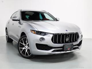 Used 2017 Maserati Levante S   WARRANTY   PANO   NAVI   RED LEATHER for sale in Vaughan, ON