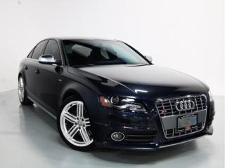 Used 2012 Audi S4 S-LINE   NAVI   SUNROOF   BLINDSPOT for sale in Vaughan, ON