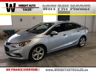 Used 2017 Chevrolet Cruze Premier|LEATHER|BACKUP CAMERA|BLUETOOTH|62.018 KMS for sale in Cambridge, ON
