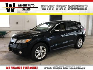 Used 2014 Acura RDX Base|LEATHER|SUNROOF|BACKUP CAMERA|120,288 KMS for sale in Cambridge, ON