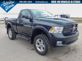 Used 2011 Dodge Ram 1500 Sport 4x4 | Leather | Bluetooth | LIFTED for sale in Indian Head, SK